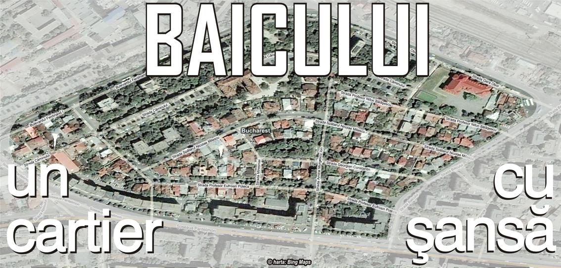 Baicului Un Cartier Cu Sansă Simply Bucharest A League Of