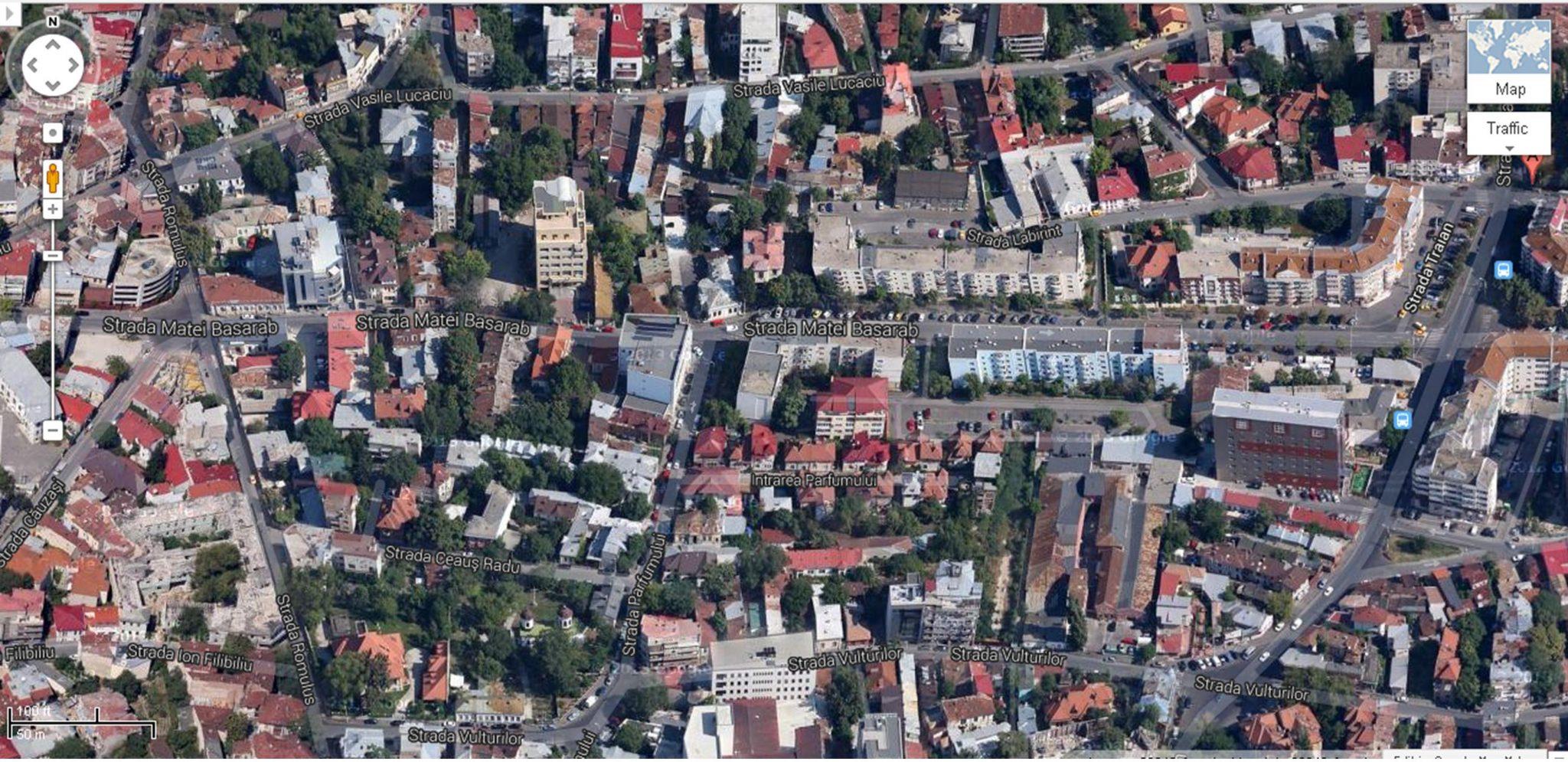 Casa Dinspre Labirint Februarie 1988 Simply Bucharest A