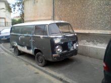 VW vechi Boemul