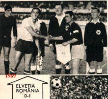 Romania-Elvetia 0-1