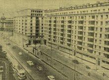 M_09.07.1960_bd Magheru_spre Pta Romana